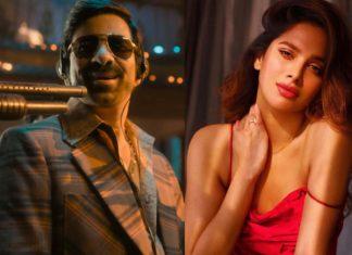 Ravi Teja energy brings the scene alive