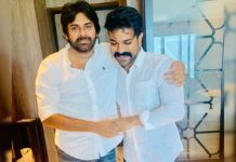 Second break to Pawan Kalyan, ready for Ram Charan