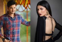 Shruti Hassan is in Mahesh Babu Mind?