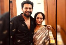 Shyamala Devi says, Prabhas has promised for marriage