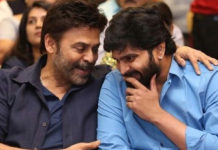 Sree Vishnu struggles for a glance of Venkatesh