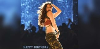 Tamannah Bhatia Spicy look from Sarileru Neekevvaru