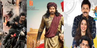 Top 10 grossers Telugu Movies of USA 2019