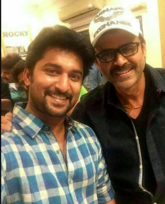 Venkatesh to join forces with Nani