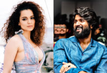 Vijay Deverakonda attracts Kangana Ranaut?