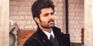 Vijay Deverakonda embraces it with elan