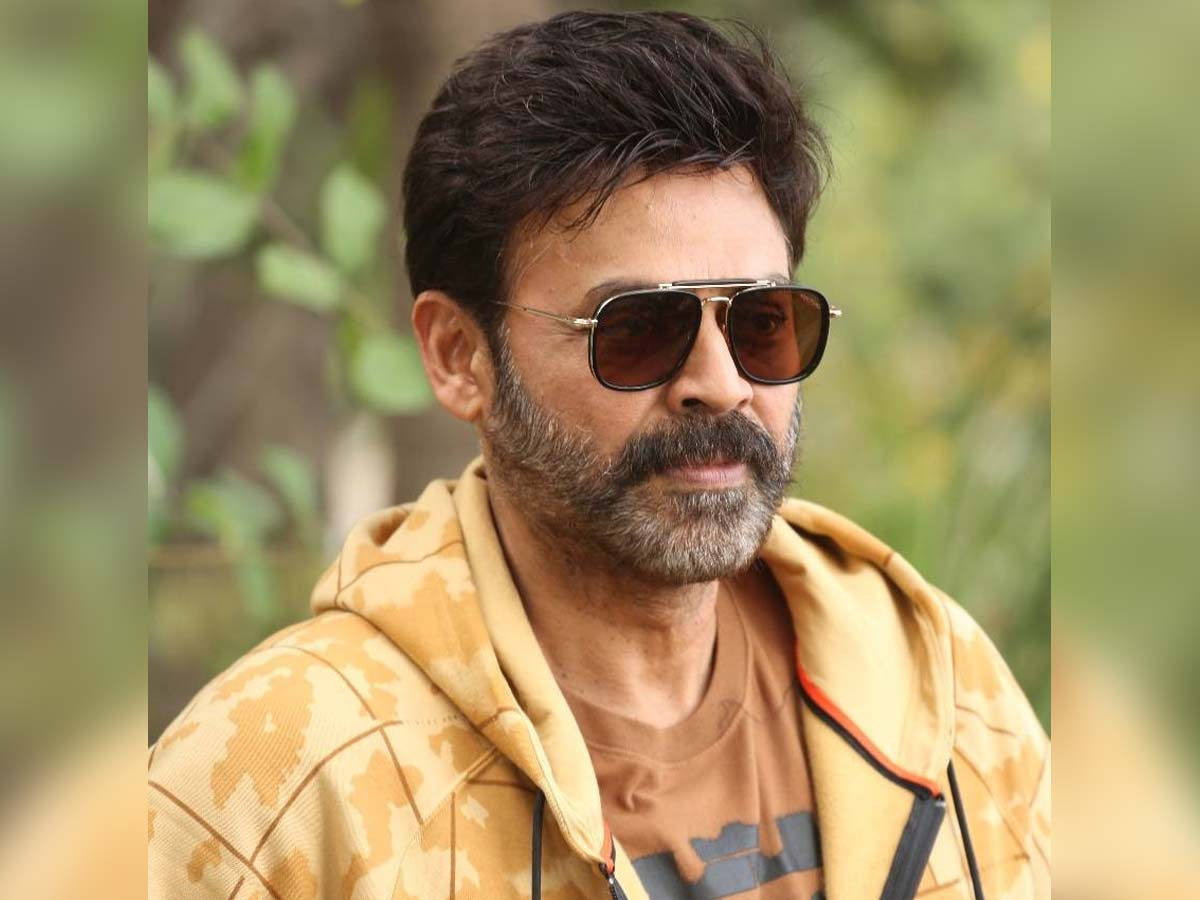 What is Venkatesh Daggubati biggest wish?