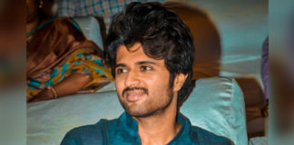 10 hours training for Vijay Deverakonda