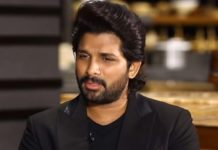 Allu Arjun about Sweety