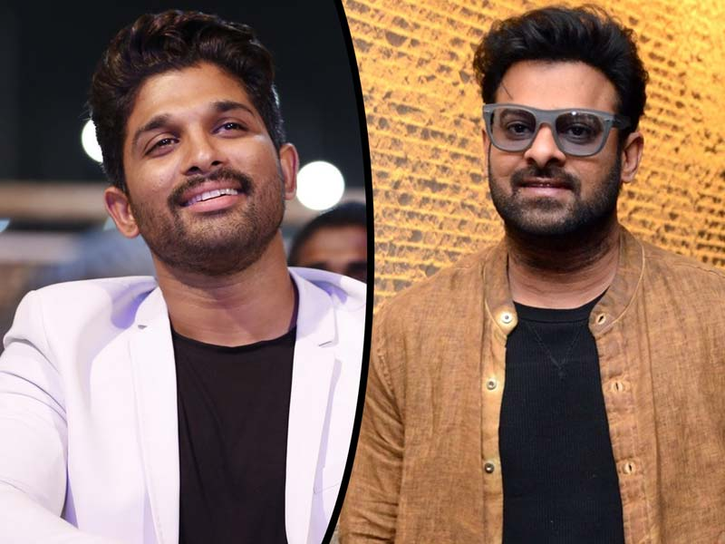 Allu Arjun says, Prabhas has done it