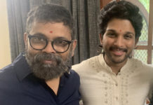 Allu Arjun's special classes for Sukumar