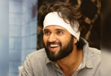 And So It Begins! Vijay Deverakonda mixed Martial Arts
