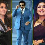 Balakrishna interest on Nayantara and Anushka Shetty?