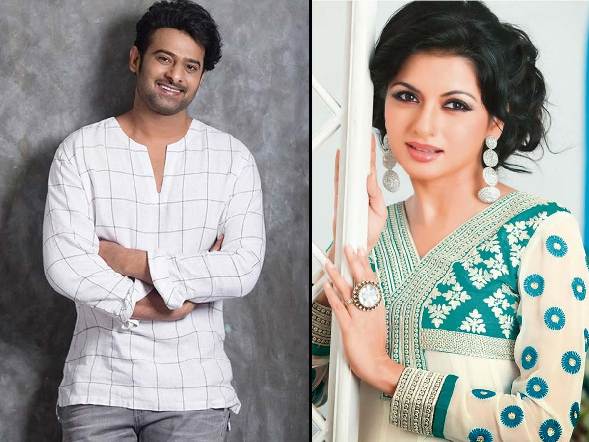 Bhagyashree says, her role has a 'wow' factor in Prabhas film