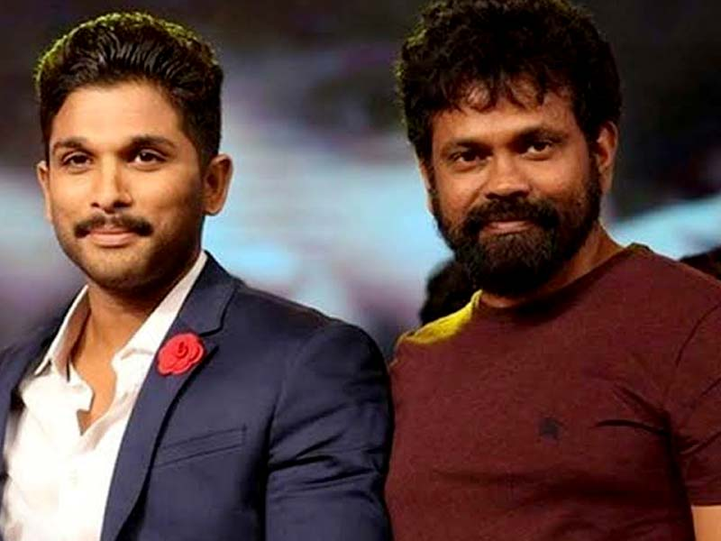 Bunny started prepping for Sukumars film