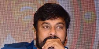Chiranjeevi lost his mood?