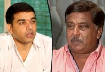 Competition between Dil Raju and Nithiin's father