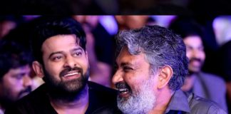 Competition  between Prabhas and Rajamouli