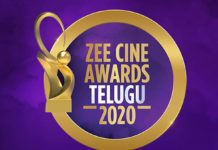 Complete winner list of Zee Cine awards Telugu 2020