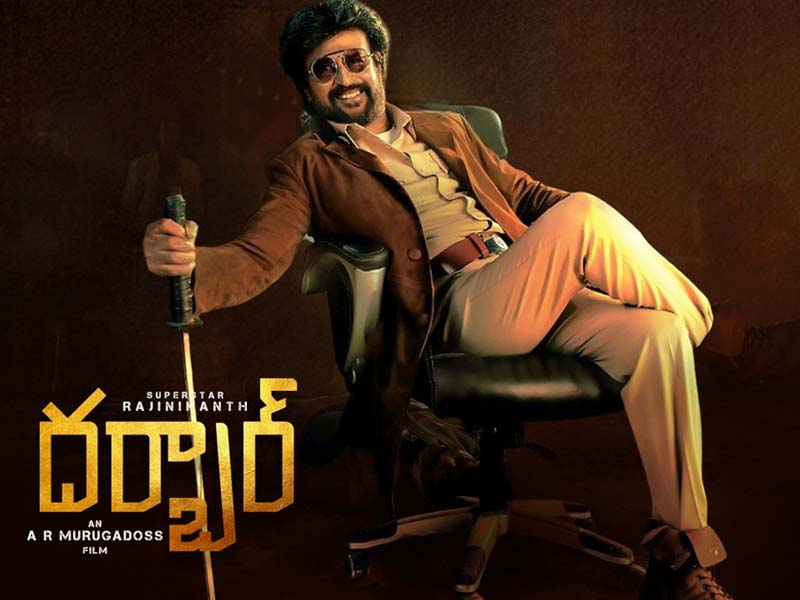 Darbar11 Days AP TS Collections