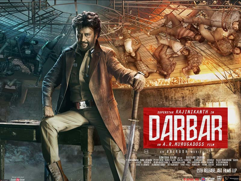 Darbar 4 Days AP TS Collections
