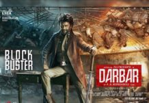 Darbar 6 Days Telugu States Collections