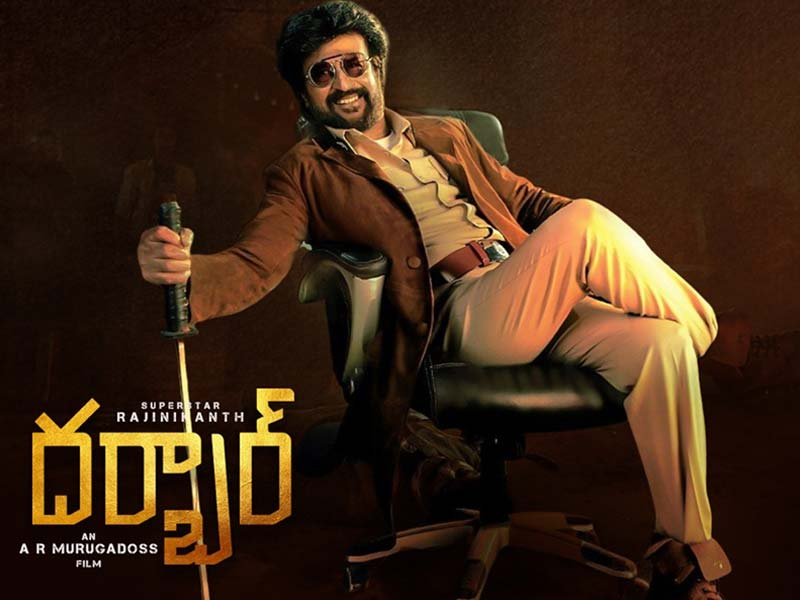 Darbar 8 Days APTS Collections