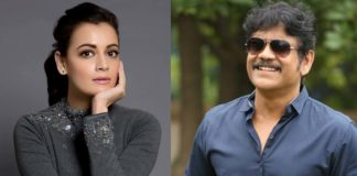 Dia Mirza as Nagarjuna wife in Wild Dog