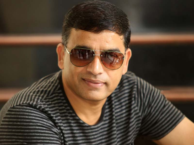Dil Raju double delighted with star heroes