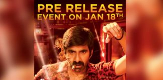 Disco Raja Pre release event gets a date