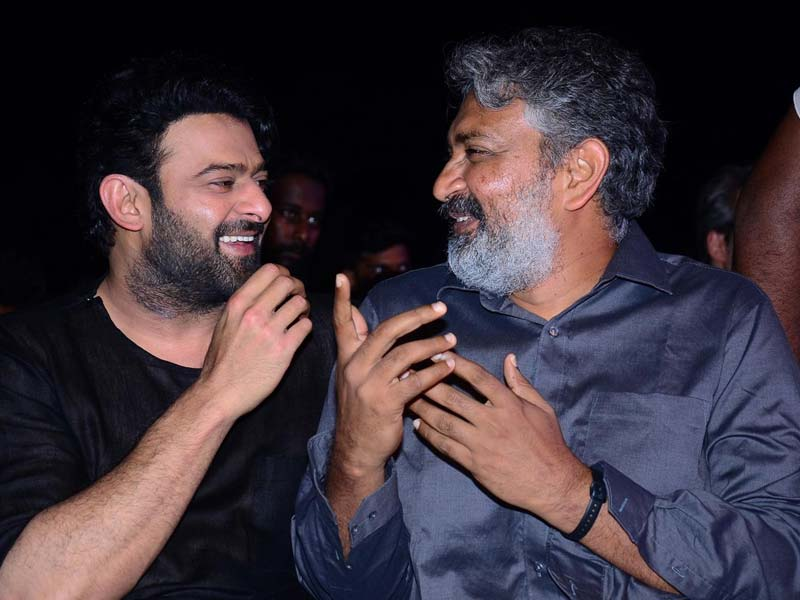 Either of Prabhas or Rajamouli to come for Dussehra!