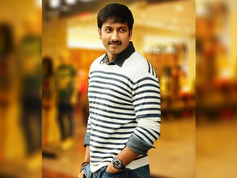 Gopichand to call it 'Seetimaar'?