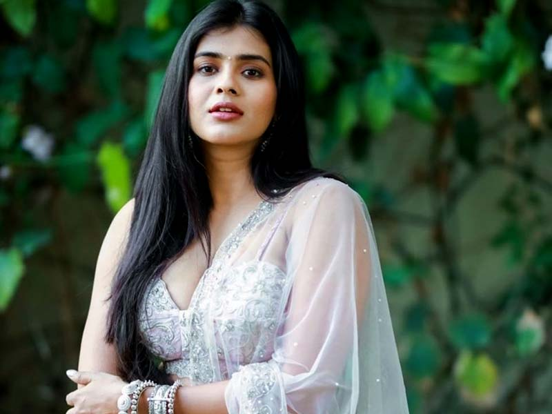 Hebah Patel turns a singer for a live band