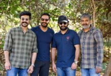 Heroes of RRR in a frame gets huge thumbs up