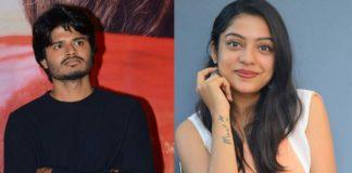 Jaanu girl to romance Anand Deverakonda