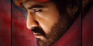 Jr NTR Clean Shave head for RRR?