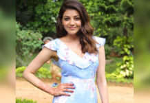Kajal Aggarwal shades of Grey