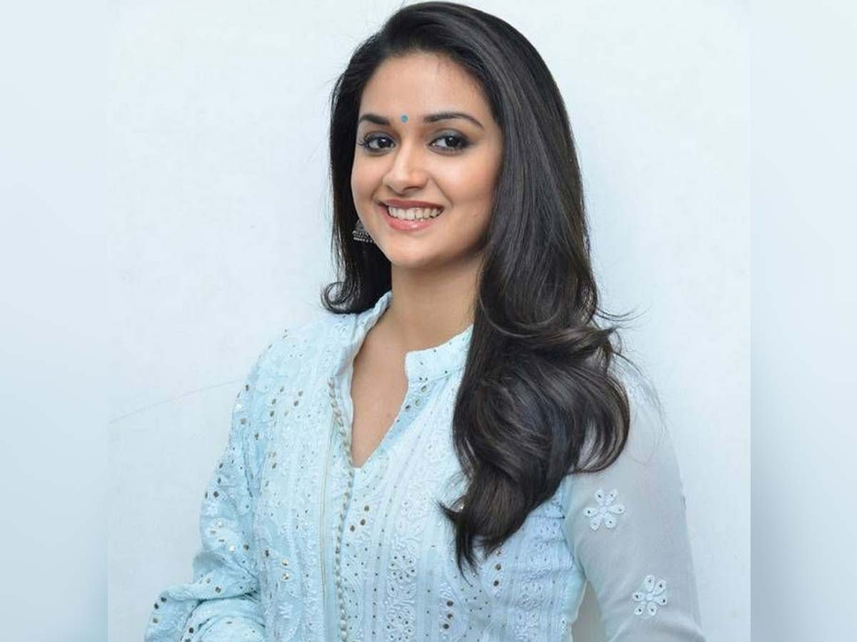 Keerthy Suresh to play her mom role
