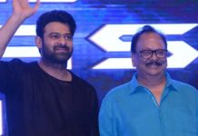 Krishnam Raju says, I can't direct Prabhas