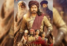 Lukewarm response for Sye Raa, Chiranjeevi starrer gets Low TRP Ratings