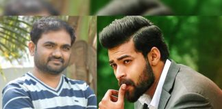 Maruthi wants to go with young sensation Varun Tej?