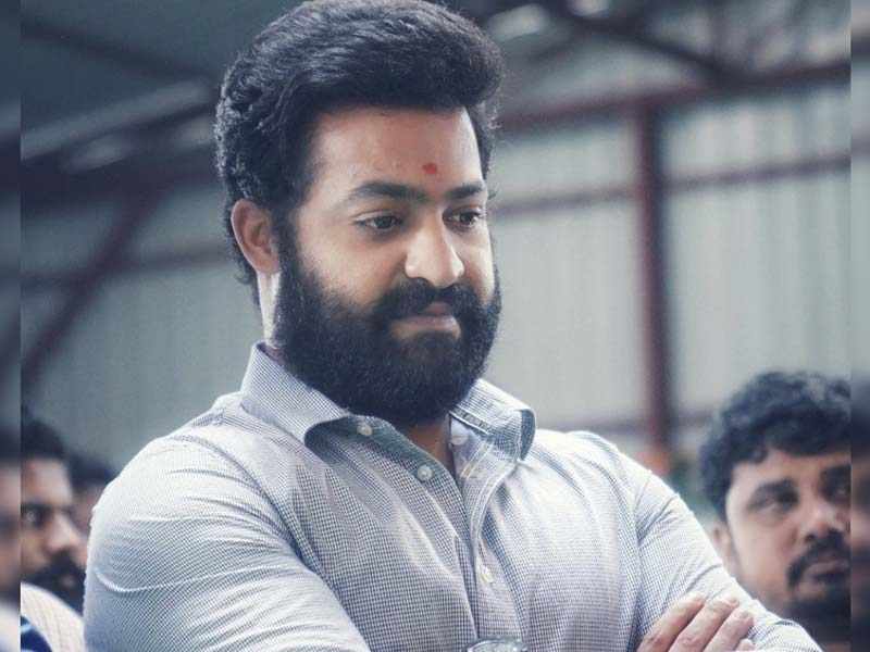 NTR to sport three different looks in RRR?