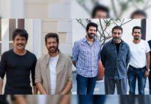 Nagarjuna and Kamal Haasan join hands for 83