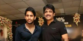 Nagarjuna and Naga Chaitanya collaborate second time