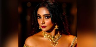 Natasha Doshi says, What more, it's Kalyanram!