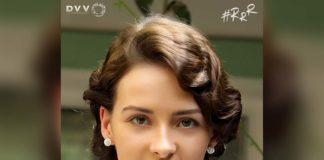 Olivia Morris unbelievable excitement for RRR