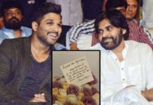 Pawan Kalyan offers special greetings to Allu Arjun