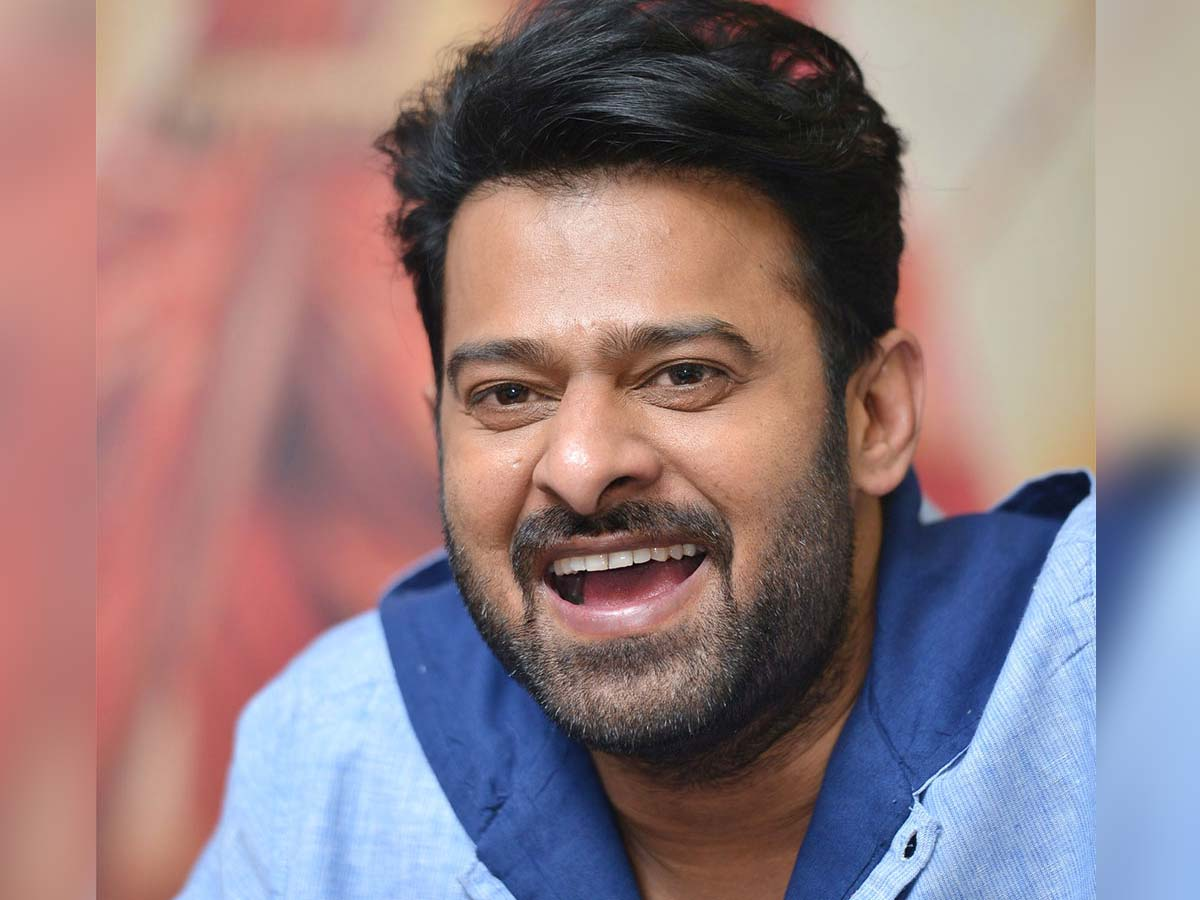 Prabhas making a perfect choice?