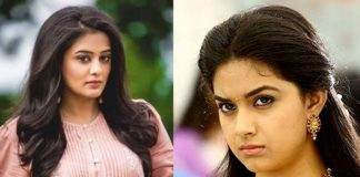 Priyamani in Keerthy Suresh out
