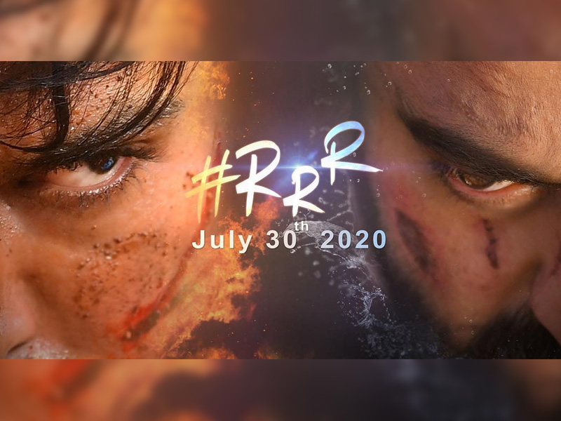 RRR Interval episode: Ram Charan, Jr NTR to fight against their rival group